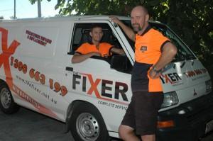 staff van windsreens